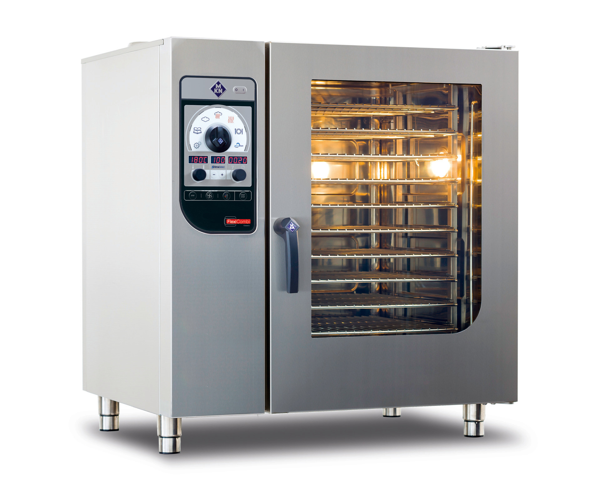 Elektro-Kombidämpfer 10 x GN 1/1 FlexiCombi Classic