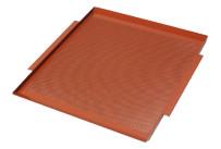 Backblech gelocht GN 2/1 / antihaftbeschichtet 530 x 650 mm