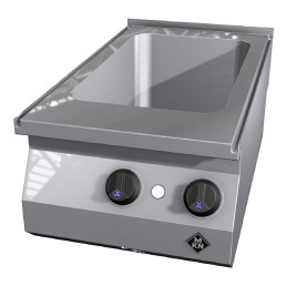 Elektro-Bain-Marie GN 1/1 Counter SL / Wanne 305 x 510 mm