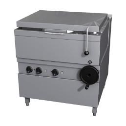 Elektro-Kippbratpfanne 62,00 l GN 2/1 Handkippung / Optima 850