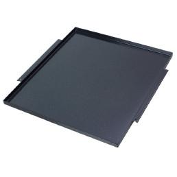 Granitemailliertes Blech GN 2/1 / 530 x 650 x 65 mm