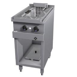 Elektro-Fritteuse 1 x 12,50 l / London I / 6,00 kW / 400 x 700 x 700 mm