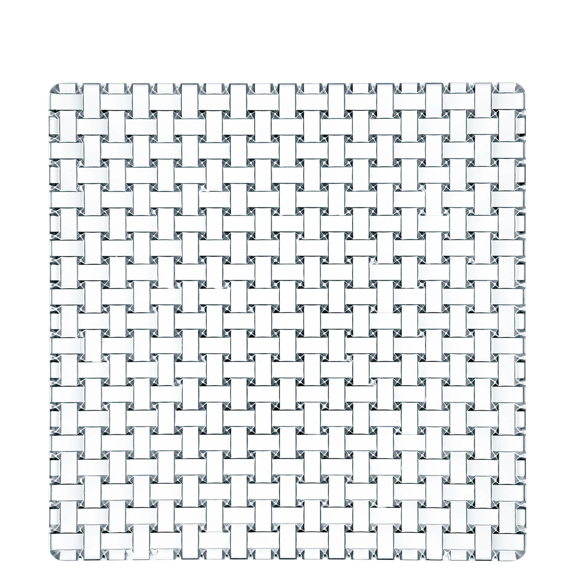 Bossa Nova, Platte quadratisch 280 x 280 mm