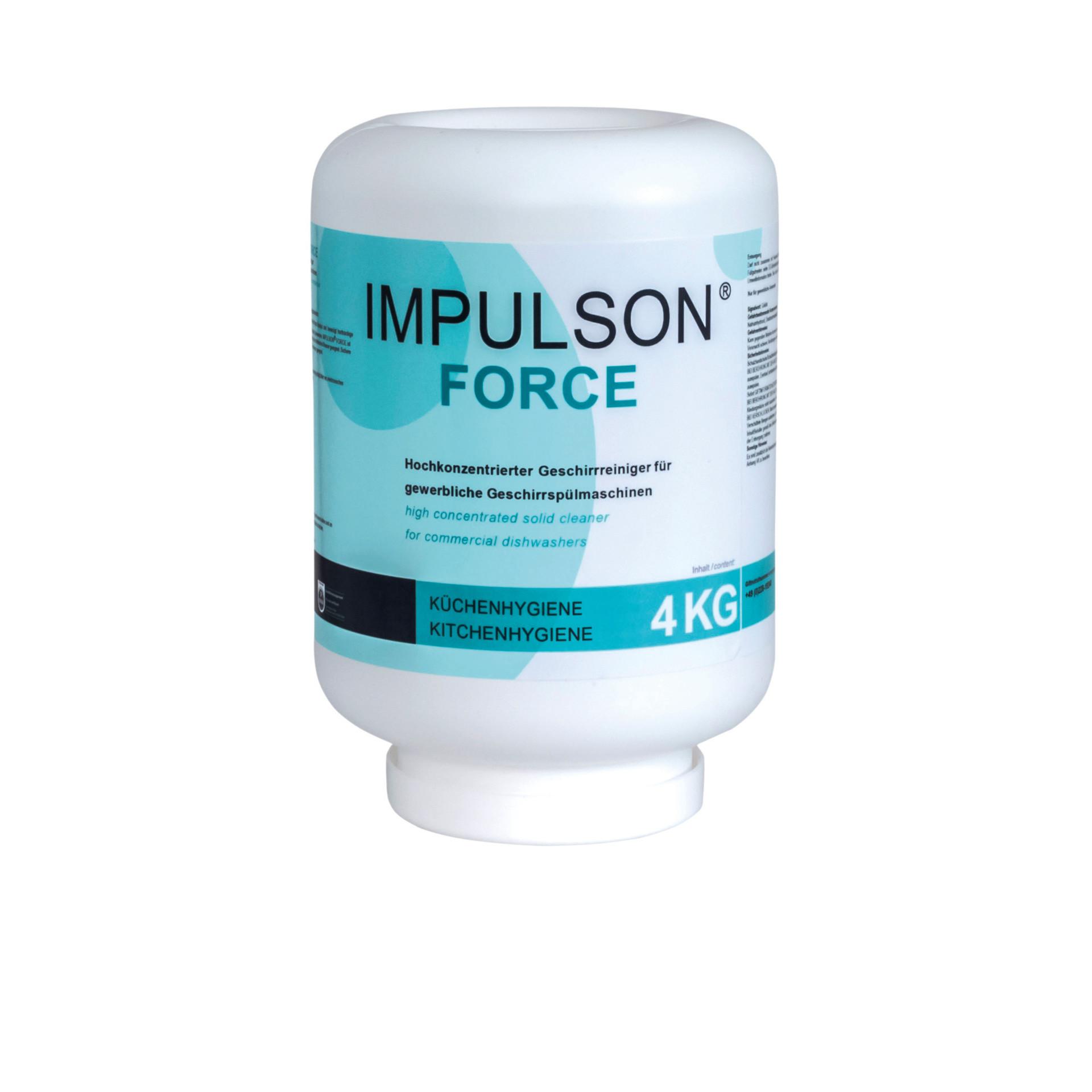 Impulson force 4 x 4,00 kg