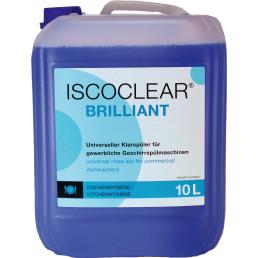 Universal Klarspüler ISCOCLEAR brilliant / 2 x 10,00 l