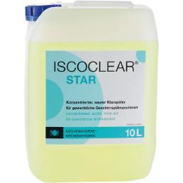 Spezial Klarspüler ISCOCLEAR star / 2 x 10,00 l