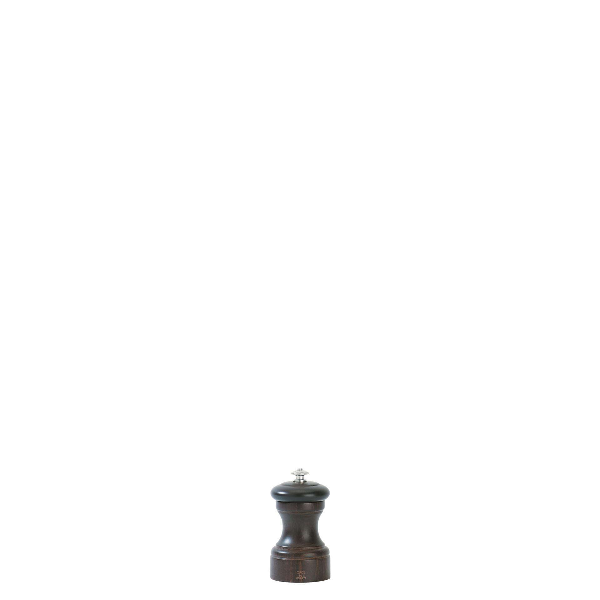 Bistro, Salz- / Pfeffermühlen Set 100 mm Buchenholz natur + schokolade