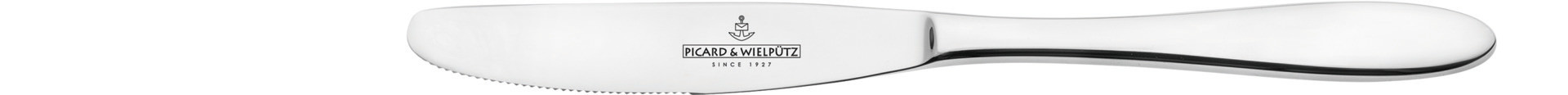 Bozen, Dessertmesser Monoblock 205 mm poliert