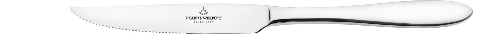 Bozen, Steakmesser Monoblock 239 mm poliert