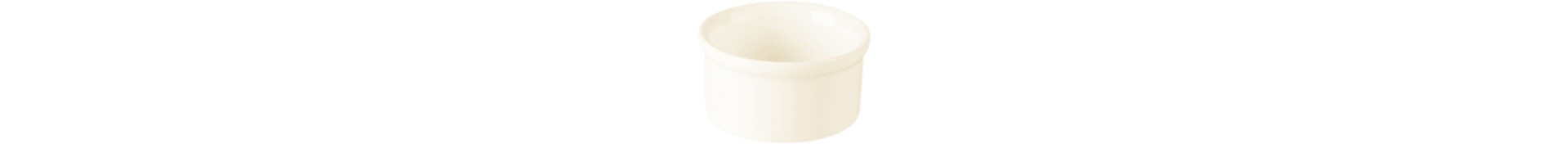 Banquet, Butterschälchen ø 50 mm creme
