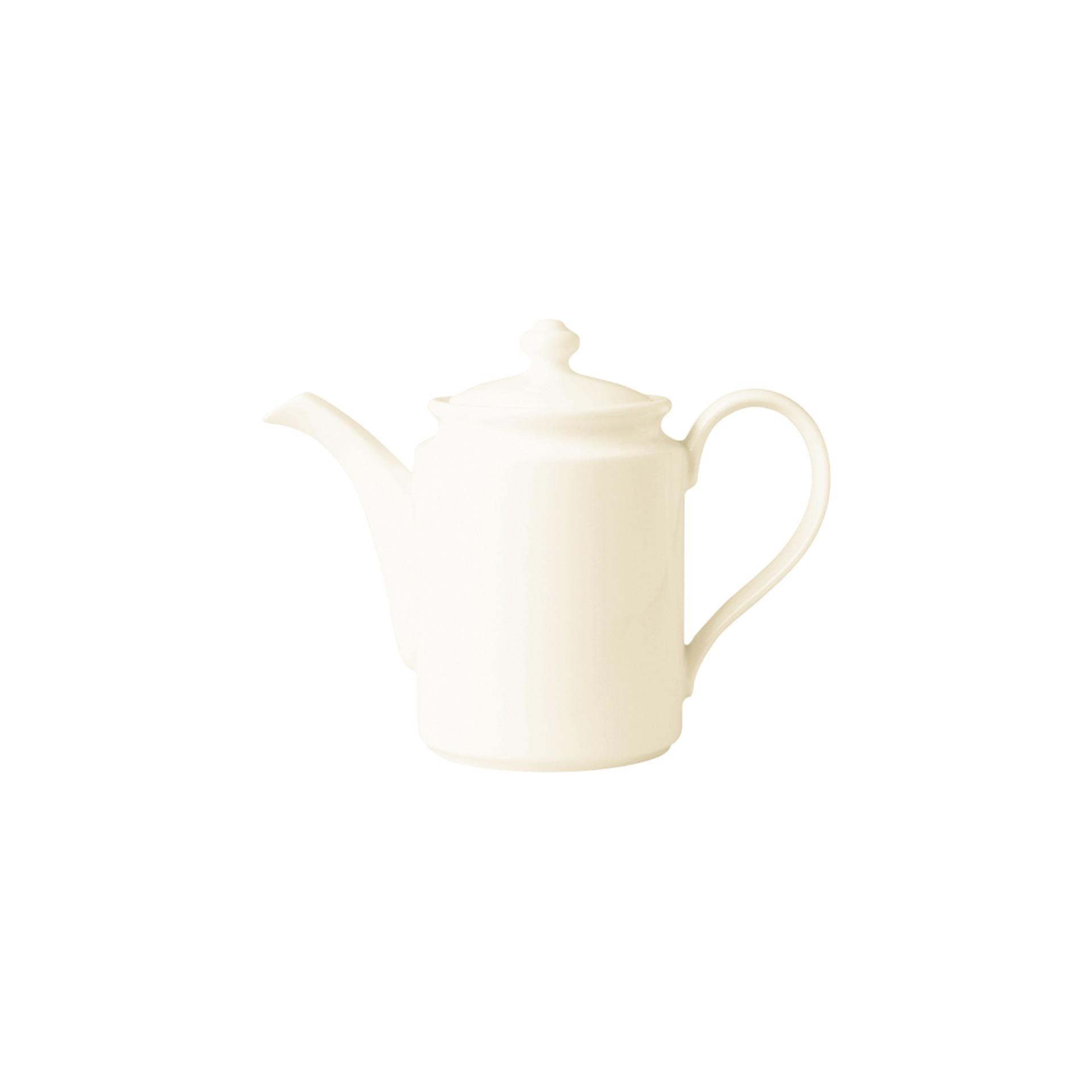 Banquet, Kaffeekanne mit Deckel ø 90 mm / 0,70 l creme