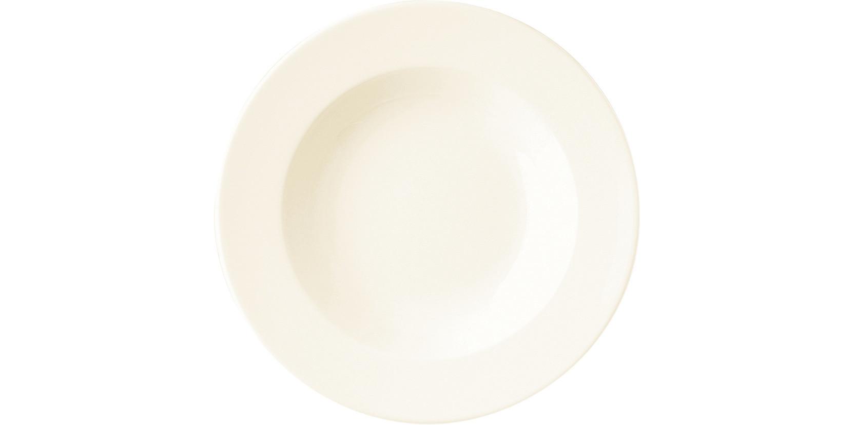 Banquet, Teller tief ø 230 mm / 0,67 l creme