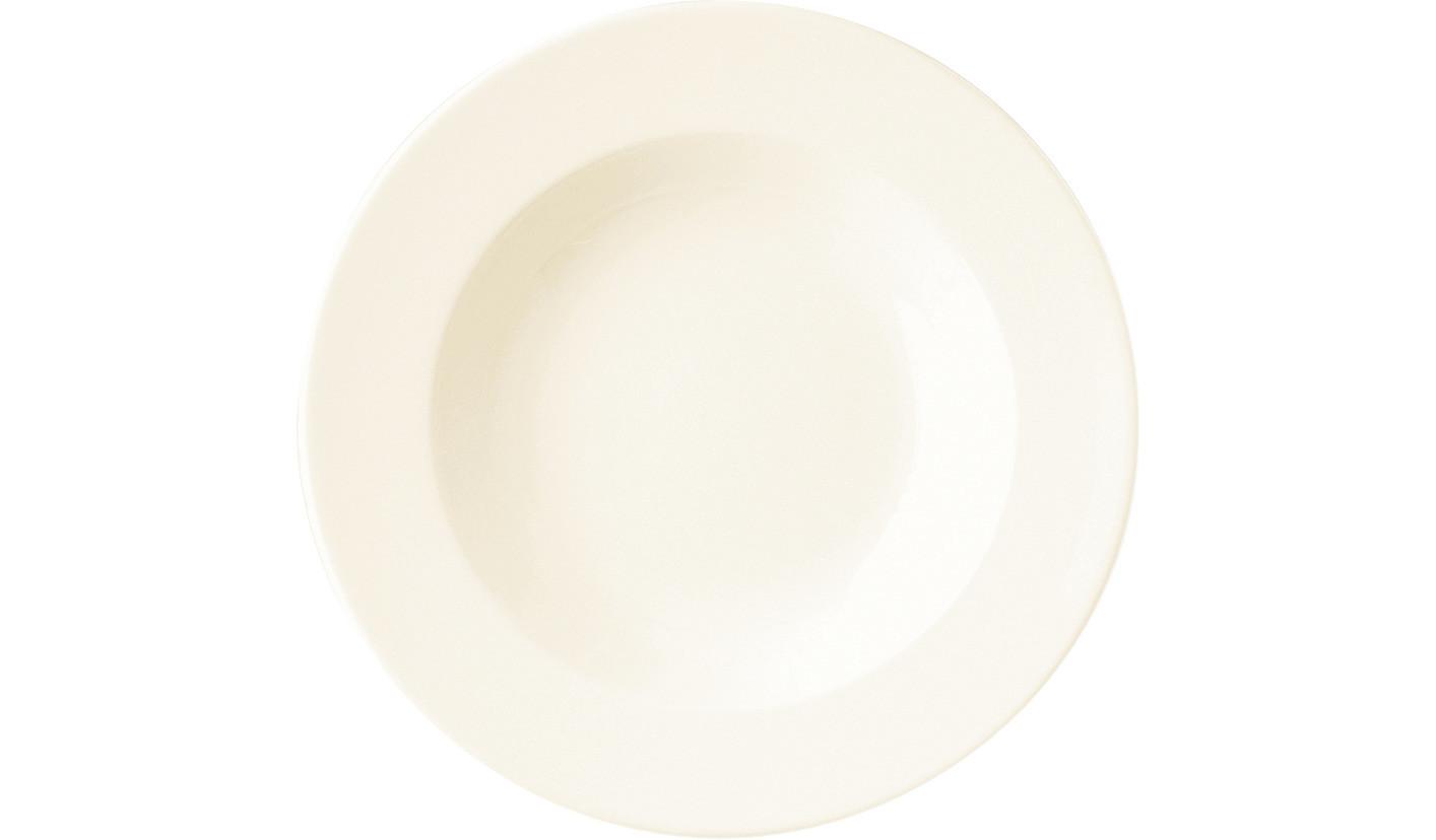Banquet, Teller tief ø 260 mm creme