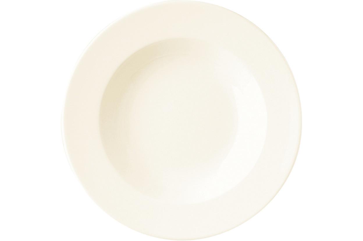 Banquet, Teller tief ø 300 mm creme