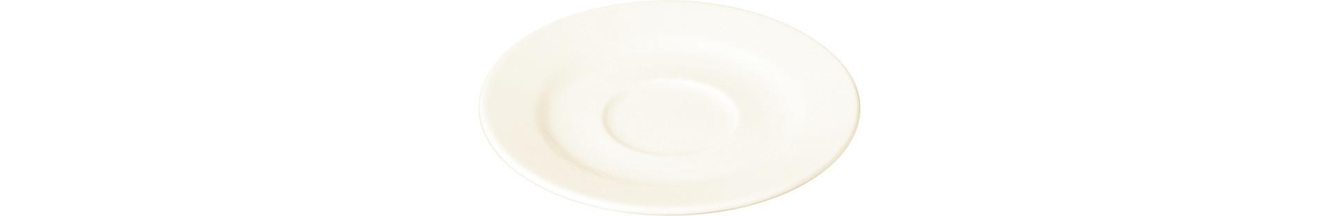Banquet, Untertasse ø 130 mm creme