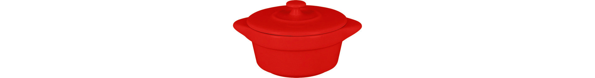 Chef's Fusion, Cocotte mit Deckel mini ø 85 mm / 0,11 l ember