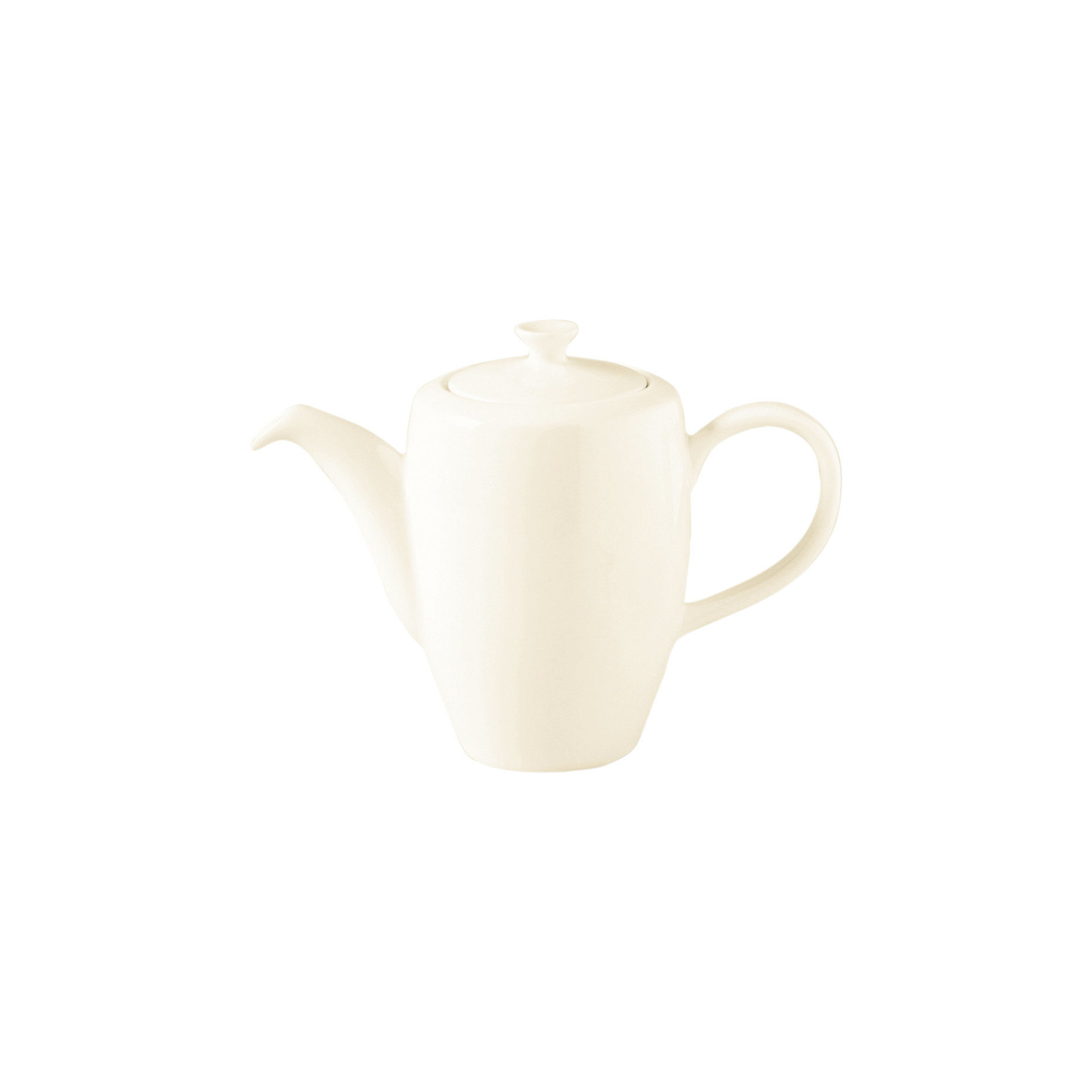 Classic Gourmet, Kaffeekanne mit Deckel 0,35 l creme