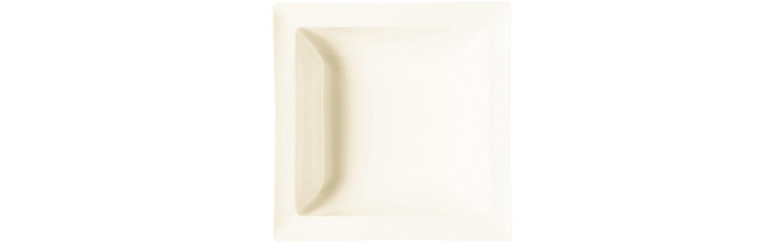 Classic Gourmet, Salatschale quadratisch 120 x 120 mm / 0,20 l creme