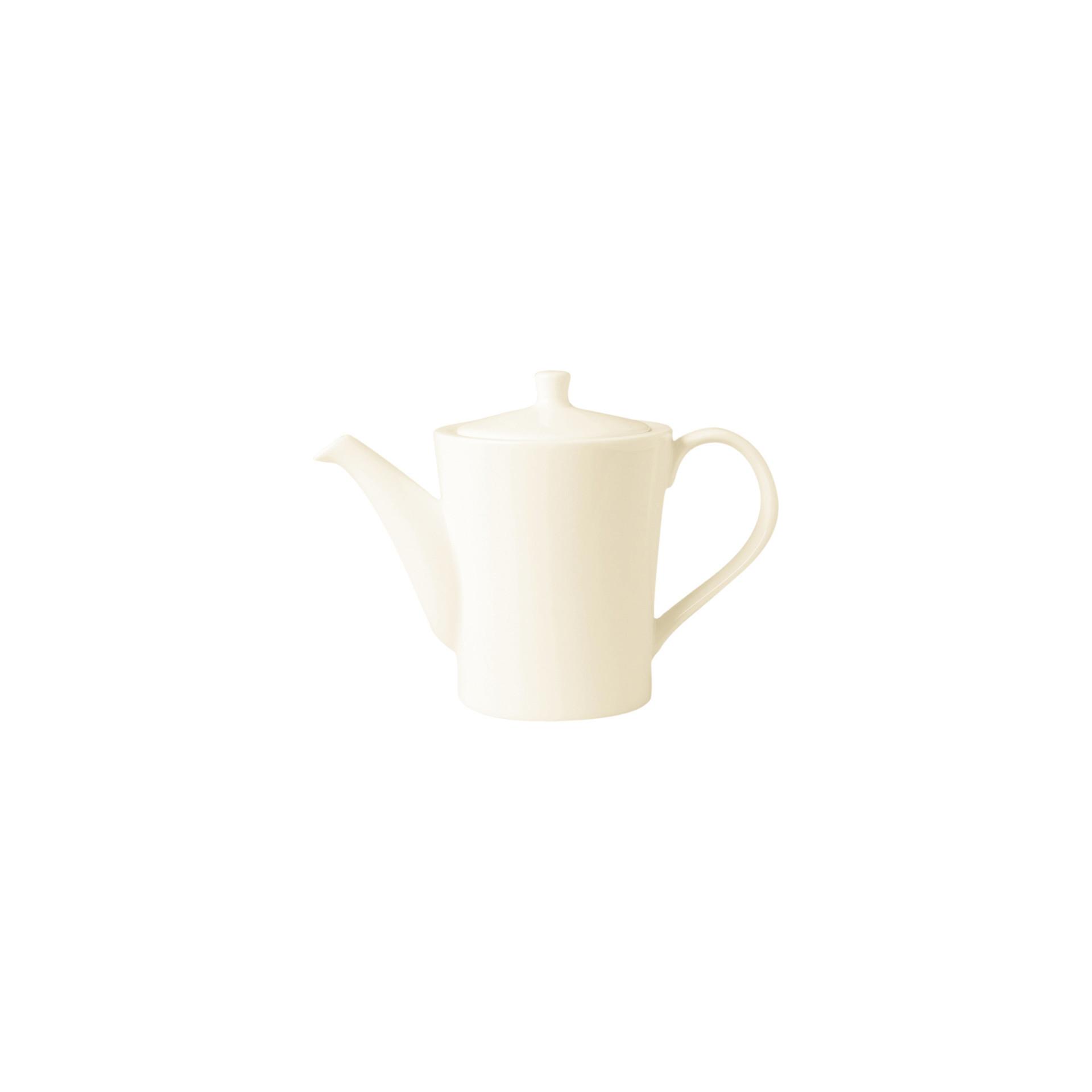 Fine Dine, Kaffeekanne mit Deckel 0,70 l creme