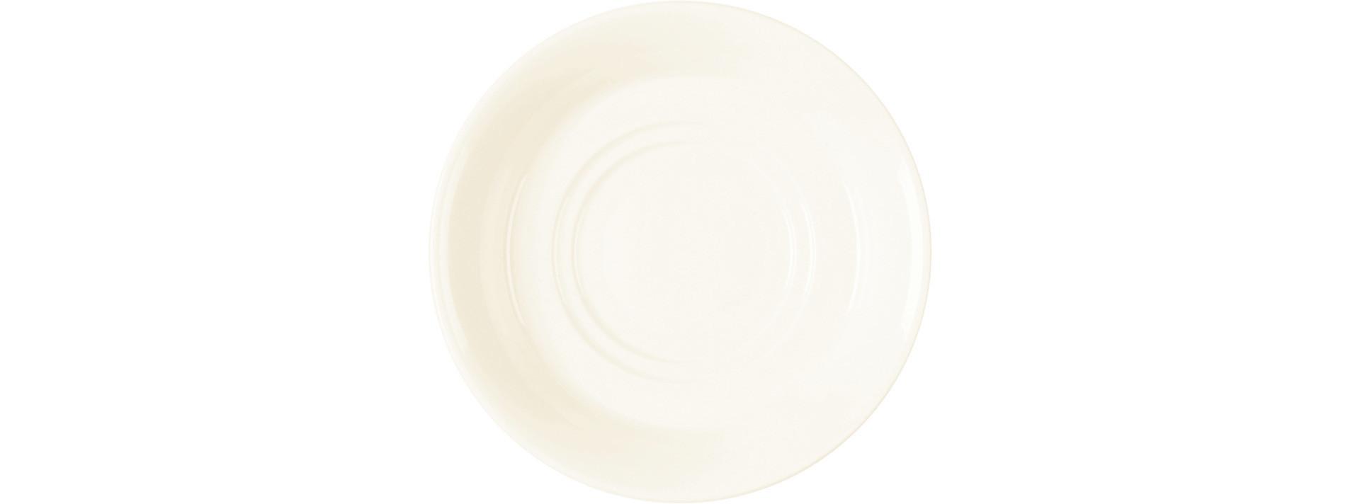 Fine Dine, Untertasse ø 170 mm creme