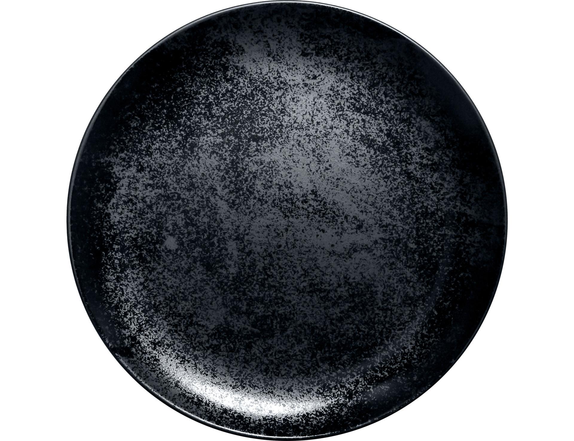 Karbon, Coupteller flach ø 290 mm