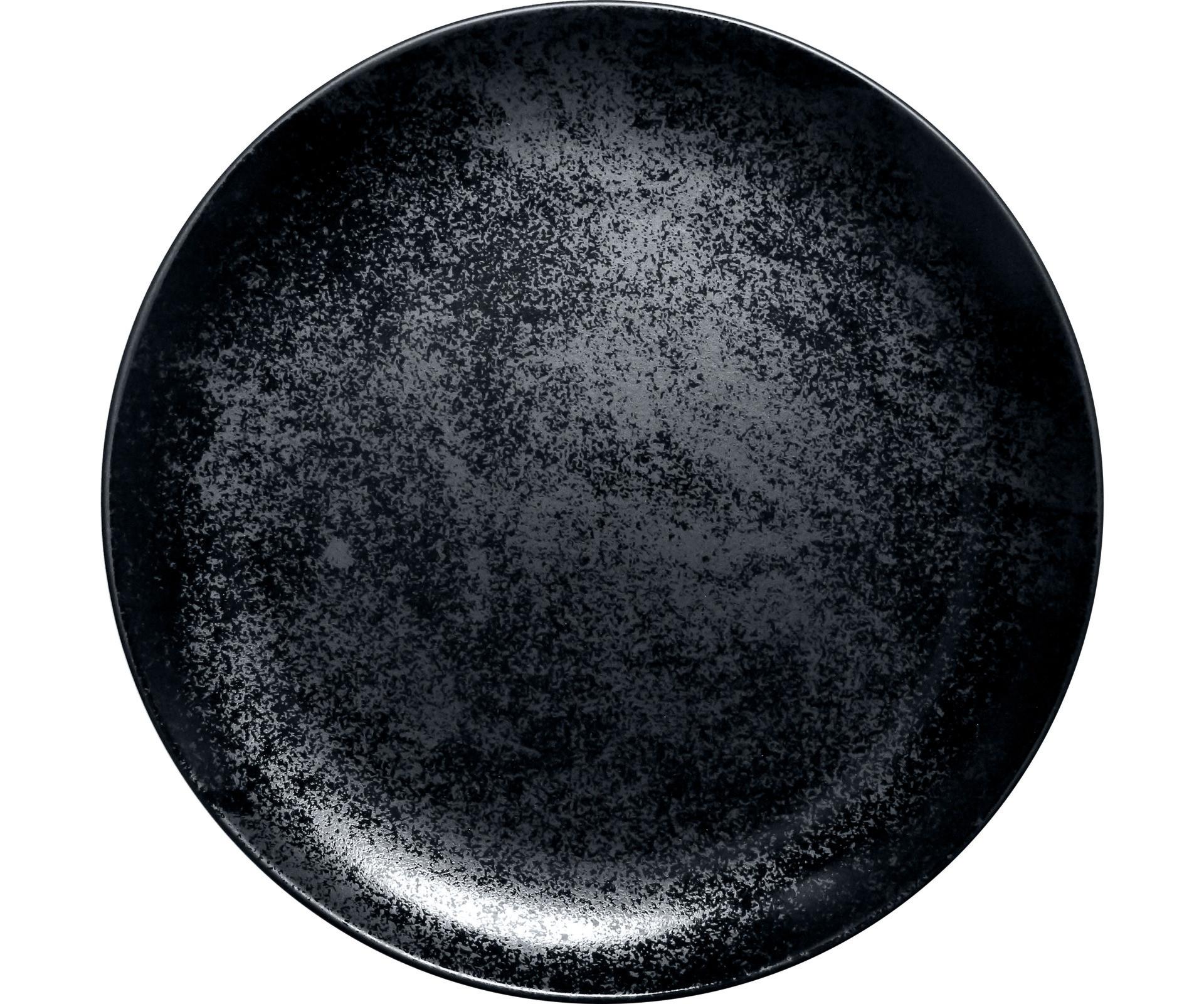Karbon, Coupteller flach ø 310 mm