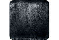 Karbon, Teller quadratisch 270 x 270 mm