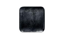 Karbon, Teller quadratisch 150 x 150 mm