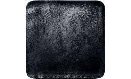 Karbon, Teller quadratisch 300 x 300 mm