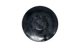 Karbon, Kombi-Untertasse ø 170 mm