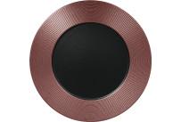 Metalfusion, Teller flach ø 330 mm black-bronze