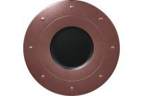 Metalfusion, Teller Queen ø 310 mm black-bronze