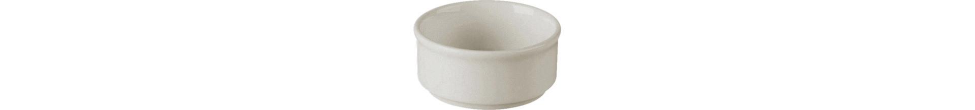 Neofusion, Butterschälchen stapelbar ø 80 mm / 0,10 l sand