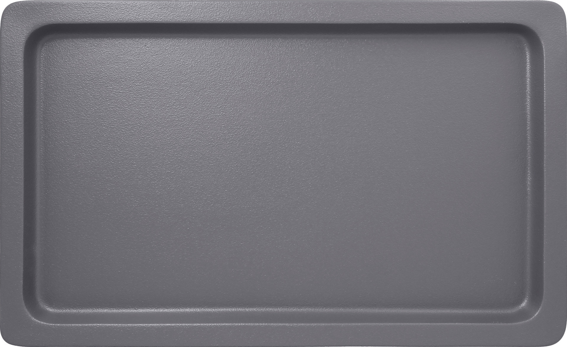 Neofusion, GN-Schale GN 1/1 flach 530 x 325 mm / 2,20 l stone