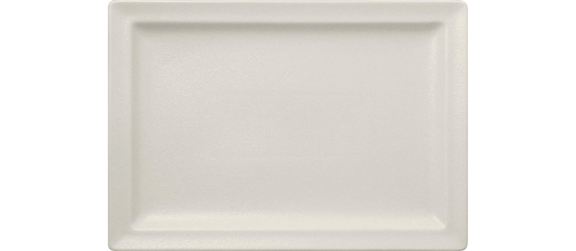rak neo fusion teller flach rechteckig 330x230 mm wei hinsche gastrowelt. Black Bedroom Furniture Sets. Home Design Ideas