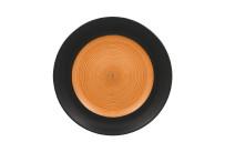 Trinidad, Teller flach rund ø 310 mm chestnut-brown