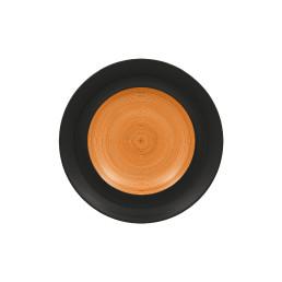 Trinidad, Teller tief rund ø 300 mm chestnut-brown