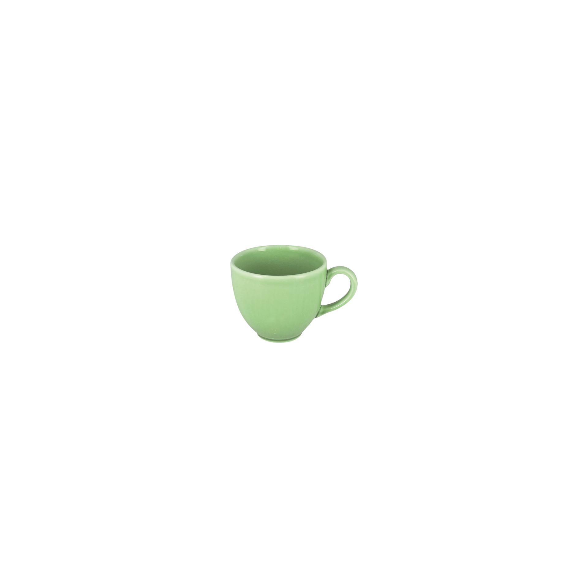 Vintage, Espressotasse ø 60 mm / 0,09 l plain-green