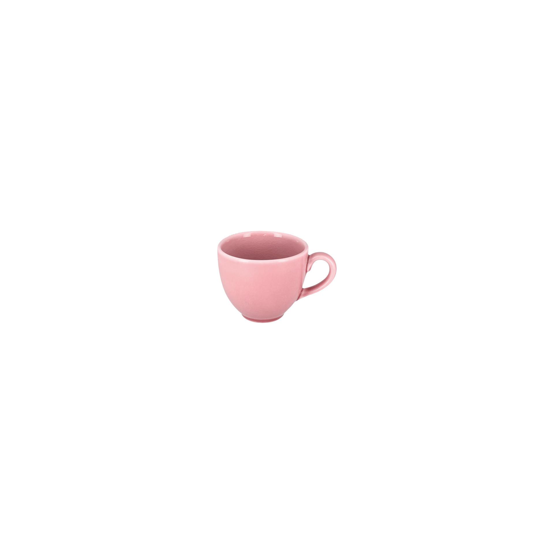 Vintage, Espressotasse ø 60 mm / 0,09 l plain-pink