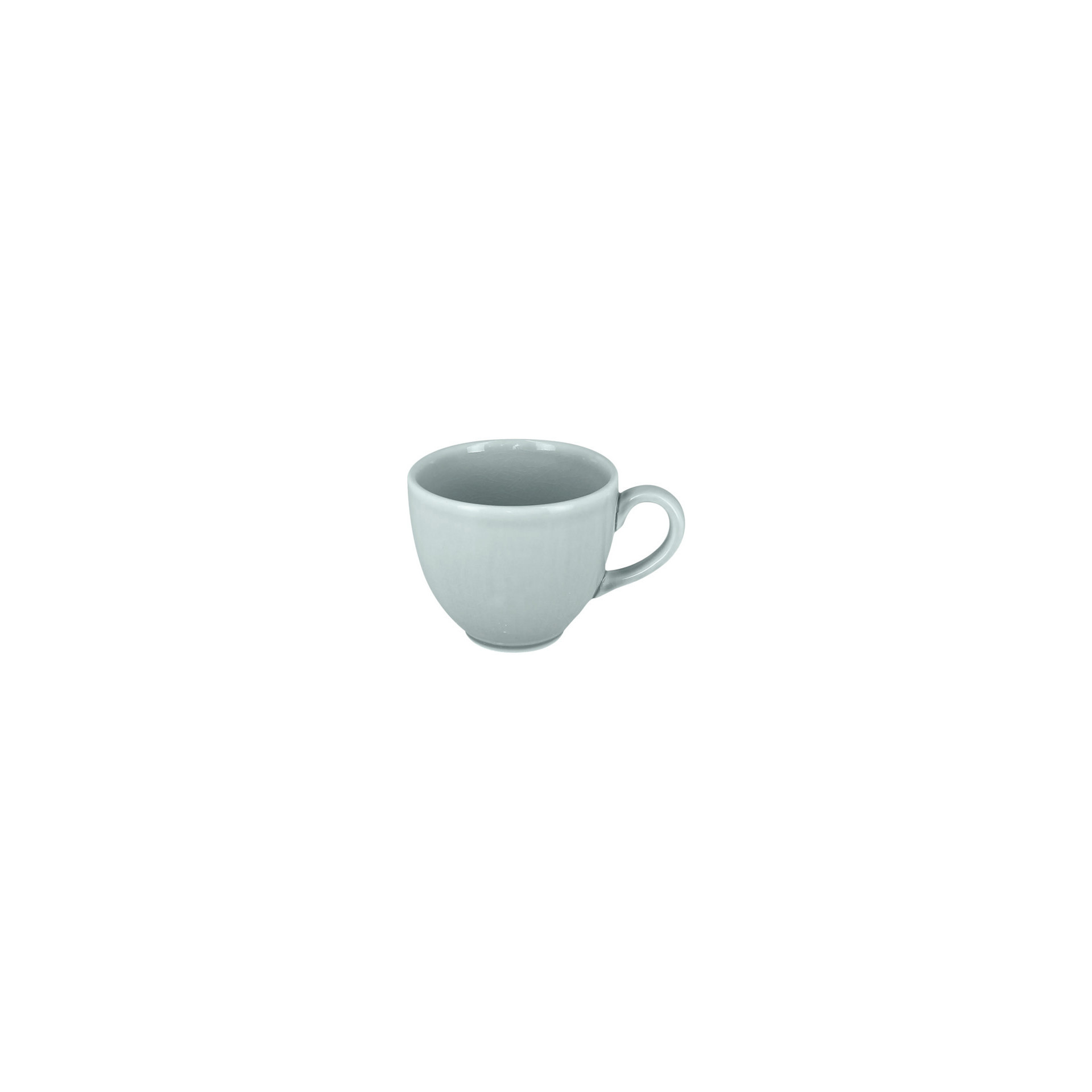 Vintage, Kaffeetasse ø 85 mm / 0,20 l plain-blue