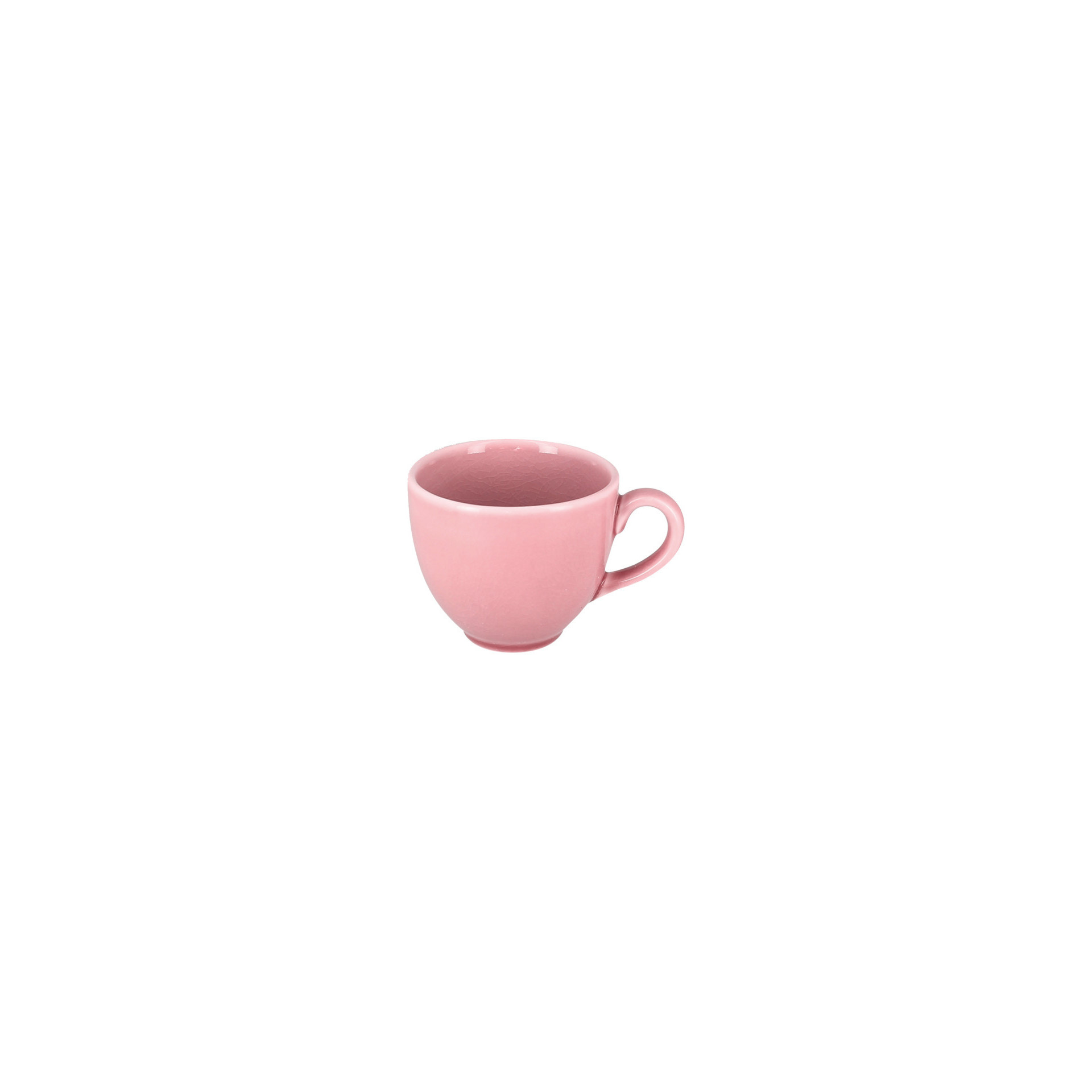 Vintage, Kaffeetasse ø 85 mm / 0,20 l plain-pink
