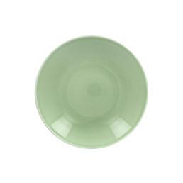 Vintage, Coupteller tief ø 230 mm / 0,69 l plain-green