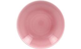 Vintage, Coupteller tief ø 260 mm / 1,20 l plain-pink