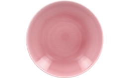 Vintage, Coupteller tief ø 230 mm / 0,69 l plain-pink
