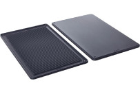 Grill- / Pizza-Platte GN 2/3 / 354 x 325 mm / TriLax