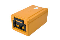 Thermoport 100 KB Toplader / beheizt / ohne Sensor / 26,00 l / orange