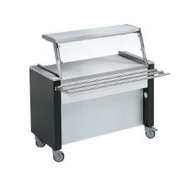 Rollito Universal mit Tablettrutsche 955 x 600 x 900 mm