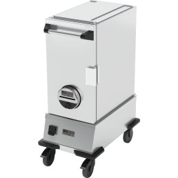 Thermoport 1600 U Frontlader fahrbar / beheizt / ohne Sensor / 70,40 l
