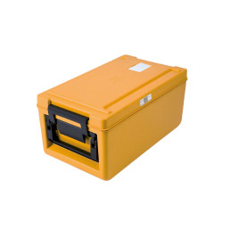 Thermoport 100 K Toplader / mit Sensor / 26,00 l / orange