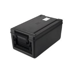 Thermoport 100 K Toplader / mit Sensor / 26,00 l / schwarz